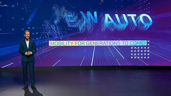 קבוצת פולקסווגן 2030: מיצרן לספק של שירותי תחבורה חכמה