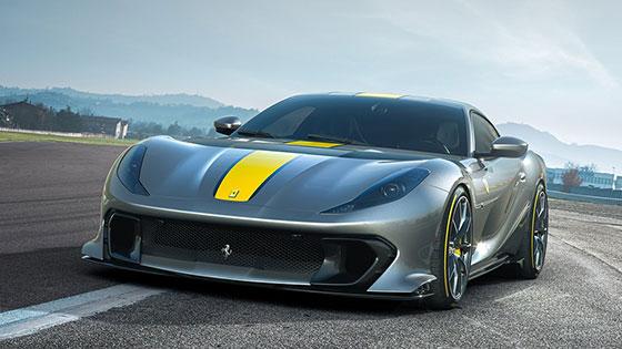 מהירה יותר: פרארי 812 Competizione נחשפת