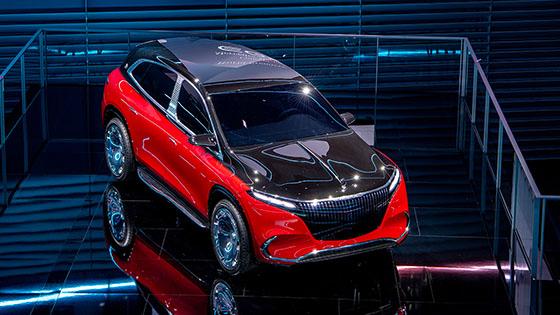 גם מרצדס מייבאך נכנסת לעידן החשמלי: דגם ייצור בשנה הבאה