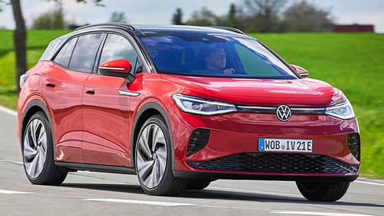שיא במסירות רכב חשמלי לקבוצת פולקסווגן ברבעון השלישי של 2021