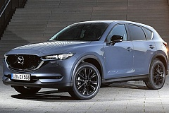 2021 מאזדה CX-5 BLACK EDITION