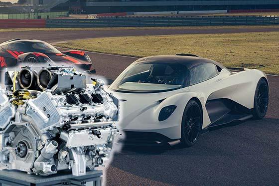 אחרי 52 שנה אסטון מרטין מציגה מנוע V6 חדש