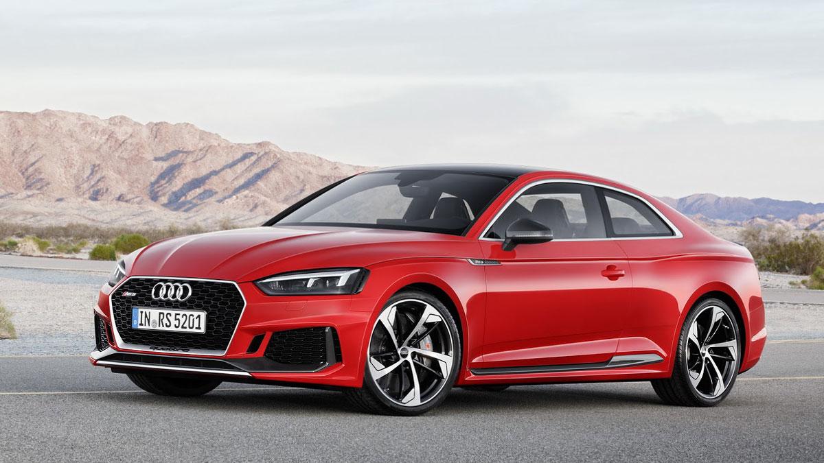כולם חדשים 2018 אודי RS5 החדשה בישראל – מחיר החל מ-735,000 שקל - cartube WI-82