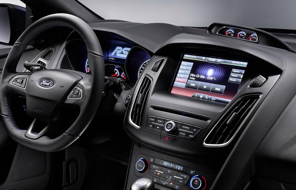 מאוד פורד פוקוס RS החדשה 2016 – ליסינג עצבני (מאוד) - cartube XU-77