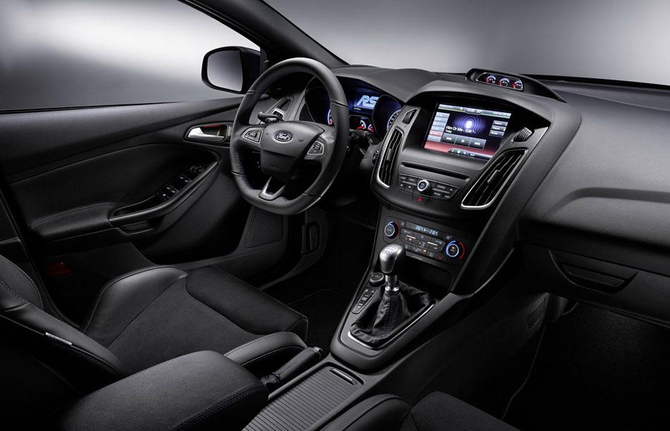 ברצינות פורד פוקוס RS החדשה 2016 – ליסינג עצבני (מאוד) - cartube KS-28