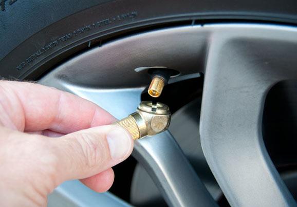מהו לחץ האוויר הרצוי ברכב (אוטו)?