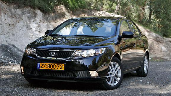 טוב מאוד קיה פורטה 2011 : מבחן דרכים – משפחתית חסכונית - cartube FB-11