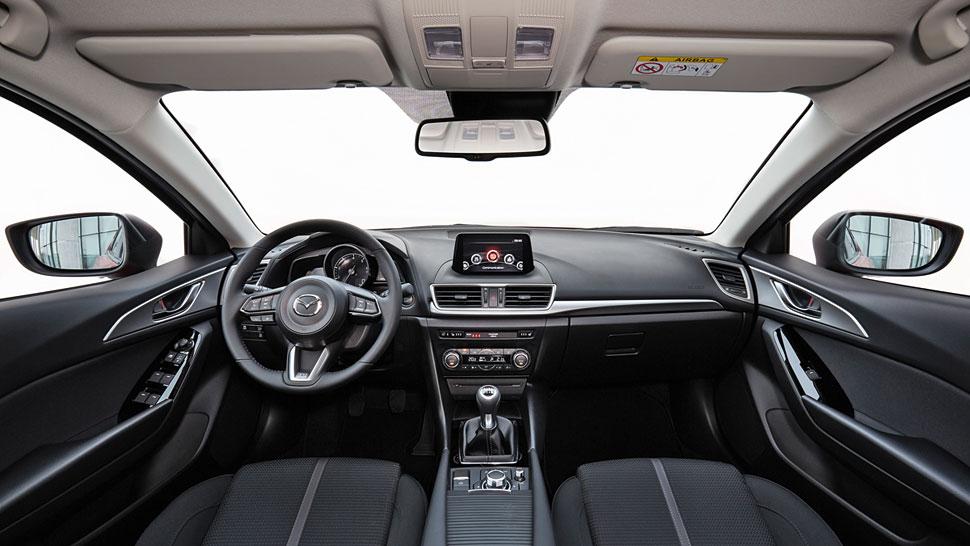 2017 3 132 000 page 8 cartube for Mazda 3 2017 hatchback interior